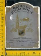 Etichetta Vino Liquore Sudtiroler Edelbernatsch S. Magdalena BZ - Altri