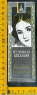 Etichetta Vino Liquore Sudtiroler Rulander  1992  St. Paolo  BZ - Altri
