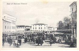 ITALIA - NOVE DI BASSANO (vicenza) - Manifestazione Con Auto E Trattori, Ben Animata, Viag. 1919 - 2019-271 - Italie