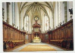 CHRISTIANITY  - AK 343102 Le Choeur De L'abbatiale De Marmoutier - Churches & Convents