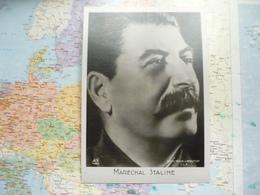 Maréchal Staline - Hombres Políticos Y Militares