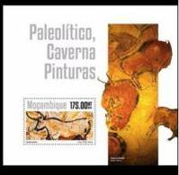 Mozambique 2014   Prehistory Prehistoire Peintures Rupestres  Lascaux MNH - Prehistory