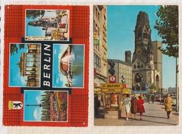 9AL242 BERLIN Lot De 2 Cartes  2 SCAN8 - Allemagne
