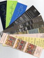 Vends Lot De 10 Marque-pages - Bookmarks
