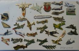 Pin's  Avions - Lotti