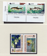 1995 - BOSNIA ERZEGOVINA - Mi.  Nr. 28/31 - NH - (UP121.23) - Bosnia Erzegovina