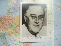 Franklin Roosevelt - Hombres Políticos Y Militares