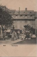 BARR  -  CPA   -   Marktplatz   ( Place Du Marché ) - Barr