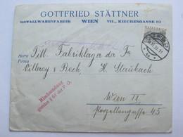 1933 , 20 Groschen Auf Mischsendung - Briefe U. Dokumente