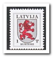 Letland 1998, Postfris MNH, Coat Of Arms - Letland