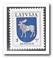 Letland 1994, Postfris MNH, Coat Of Arms - Letland