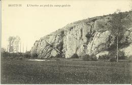 Hotton -- L'Ourthe Au Pied Du Camp Gaulois.      (2 Scans) - Hotton
