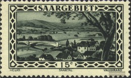 Saar 109 Fine Used / Cancelled 1926 Landscapes - 1920-35 League Of Nations