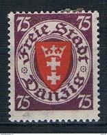 Danzig Michel Nr.: 201 Postfrisch Mit Falz - Danzig