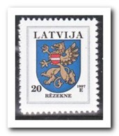Letland 1997, Postfris MNH, Coat Of Arms - Letland