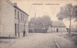 Austruweel Inkomvan Het Dorp Ed. V.A.S Voir Verso - Belgique
