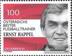 Austria 2491 (complete Issue) Unmounted Mint / Never Hinged 2004 Happel - 1945-.... 2nd Republic
