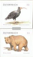 Austria 2622-2623 (complete Issue) Unmounted Mint / Never Hinged 2006 Animal Welfare - 1945-.... 2nd Republic