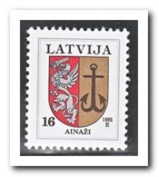 Letland 1995, Postfris MNH, Coat Of Arms - Letland