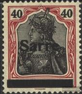 Saar 12b II MNH 1920 Germania - Ungebraucht