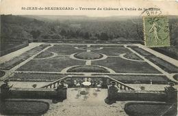 SAINT JEAN DE BEAUREGARD TERRASSE DU CHATEAU - Andere Gemeenten