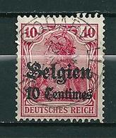 BZ/OC 3 Gestempeld GODARVILLE - Weltkrieg 1914-18