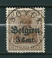 BZ/OC 11 Gestempeld (sterstempel) GOYCK - Weltkrieg 1914-18