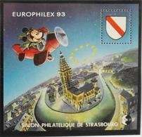 FEUILLET SOUVENIR CNEP - 1993 - EUROPHILEX 93 - N° 17 - NEUF** - SUPERBE - CNEP