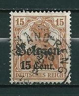 BZ/OC 15 Gestempeld GRAND-RENG - Weltkrieg 1914-18