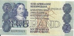 AFRIQUE DU SUD 2 RAND ND1981-90 XF+ P 118 Sign6 - Afrique Du Sud