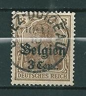 BZ/OC 11 Gestempeld GREZ-DOICEAU - Weltkrieg 1914-18