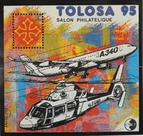 FEUILLET SOUVENIR CNEP - 1995 - TOLOSA 85 - N° 20 - NEUF** - SUPERBE - CNEP