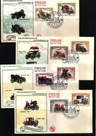 Monaco 1961 Oldsmobiles - Old Cars FDC - Automobile
