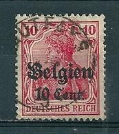 BZ/OC 14 Gestempeld HAUTFAYS - Weltkrieg 1914-18