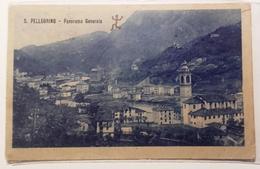 LOMBARDIA - BERGAMO - S.PELLEGRINO PANORAMA GENERALE Formato Piccolo Viaggiata Nel 1919 - Condizioni Buone Euro 6,3 - Bergamo