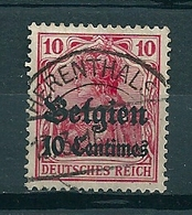 BZ/OC 3 Gestempeld HERENTHALS - Weltkrieg 1914-18