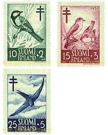 Ref. 87615 * MNH * - FINLAND. 1952. ANTI-TUBERCULOSIS . ANTITUBERCULOSIS - Finnland