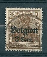 BZ/OC 11 Gestempeld (brugstempel) HUMBEEK - Weltkrieg 1914-18