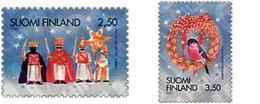 Ref. 65151 * MNH * - FINLAND. 2000. CHRISTMAS . NAVIDAD - Finland