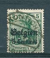 BZ/OC 2 Gestempeld (brugstempel) KONTICH - Weltkrieg 1914-18