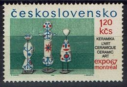 Schach Chess Ajedrez échecs -Tschechoslowakei Czechoslovakia 1967 - MiNr 1699 (1694-1699) - Schach