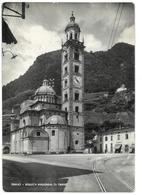 Lombardia Tirano Basilica Madonna Di Tirano Viaggiata 1959 Condizioni Come Da Scansione - Other Cities