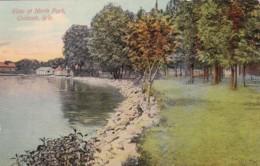 Wisconsin Oshkosh View At North Park 1912 - Oshkosh