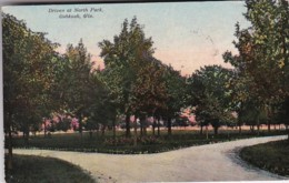 Wisconsin Oshkosh Drives At North Park 1911 - Oshkosh