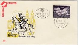 ÖSTERREICH 1962 - MiNr. 1127 Tag Der Briefmarke  FDC - FDC