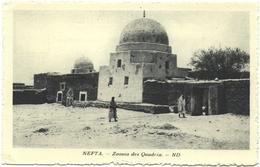 CPA DE NEFTA  (TUNISIE)  ZAOUIA DES QUADRIA - Tunisie