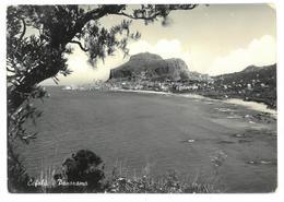 Sicilia Cefalù Panorama Viaggiata 1954 Condizioni Come Da Scansione - Messina