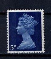 Grande Bretagne - Great Britain - Großbritannien 1967-70 Y&T N°477 - Michel N°457 Nsg - 5p Reine Elisabeth II - 1952-.... (Elizabeth II)