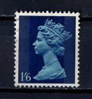 Grande Bretagne - Great Britain - Großbritannien 1967-70 Y&T N°485 - Michel N°464 Nsg - 1/6 Reine Elisabeth II - 1952-.... (Elizabeth II)