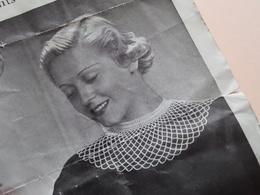 Crochetez Vous-mêmes Vos COLIFICHETS > LIANA N° 20 C.M.S. ( Voir Photo Svp > 1 Pcs Colifichet )! - Point De Croix